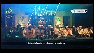 AZ ZAHIR Mabruk Alfa Mabruk Selamat Milad + Lirik Live Kedungdowo Kaliwungu Kudus | MFA Sholawat