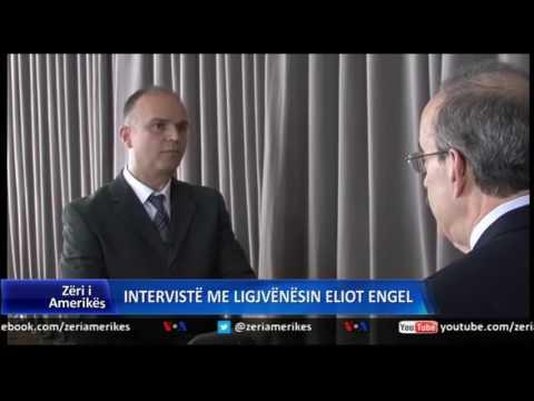 Intervistë me Kongresmenin amerikan Eliot Engel