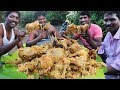 King Of Chicken Biryani |  World Best Chicken Biryani | Chicken Biryani By Country Boys