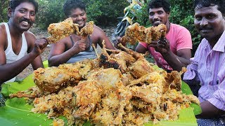 King Of Chicken Biryani |  World Best Chicken Biryani | Chicken Biryani By Country Boys