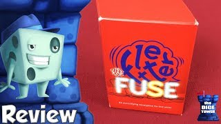 Fletter Fuse Review - with Tom Vasel