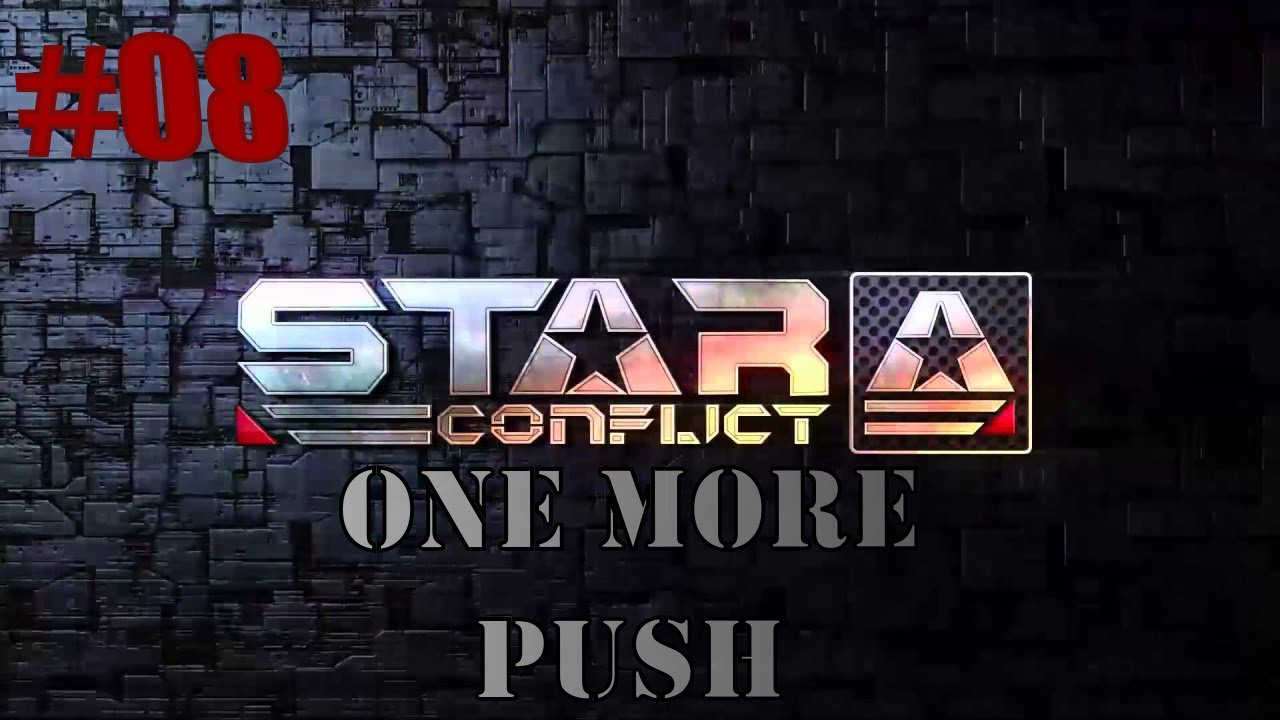 Download StarConflict - One more push