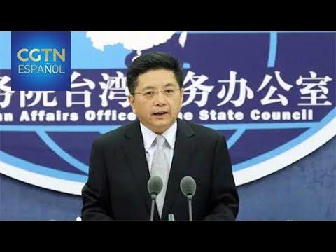 La Oficina De Asuntos De Taiwan De China Se Adhiere Al Principio De Una China
