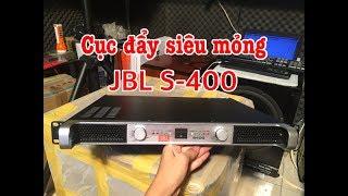 Cục Đẩy siêu mỏng JBL S400 ( giá 4tr5 ) lh Hiếu 0986070419-01663553277