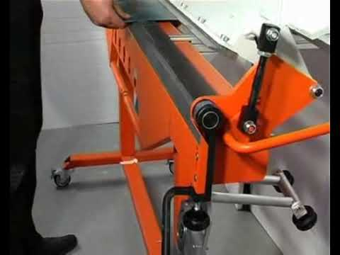 Images For Metal Bending Machine >> Pro Max Metal Bending Machine Video