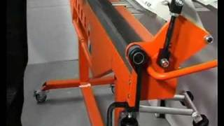 Repeat youtube video Pro Max Metal Bending Machine Video