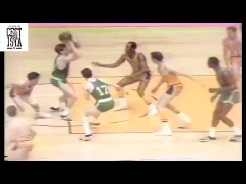 1969 NBA Finals - Don Nelson Shot
