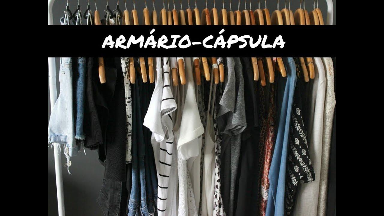 Aparador Hemnes Marron Claro ~ ARMÁRIO CÁPSULA VERÃO 2016 YouTube
