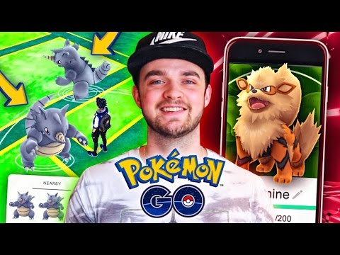 Pokemon GO - WILD *RARE* SPAWN + EPIC EVOLUTIONS!