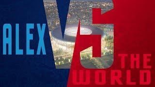 Alex vs The World   Brazil vs Serbia Betting Tips   Team Bankroll Handicapper Challenge