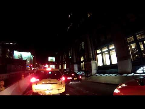 NYC Motorcycle Tours: Night Tour with Candice