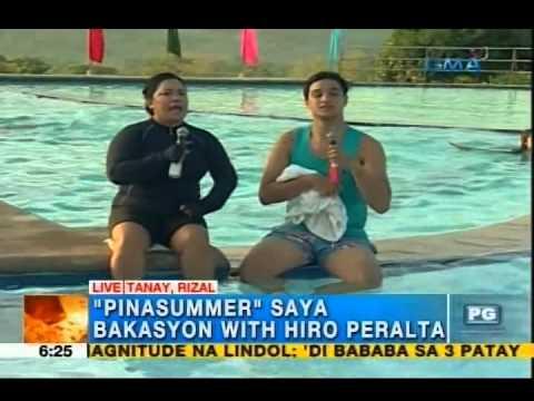 Summer fun adventure sa Tanay, Rizal | Unang Hirit