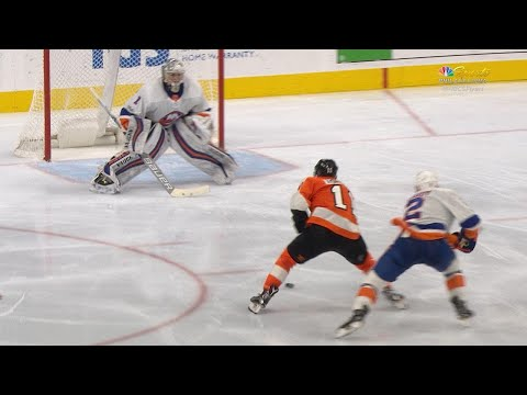 11/24/17 Condensed Game: Islanders @ Flyers