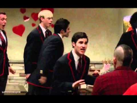 Glee - Silly Love Songs (Complete)