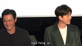 """[1080p] 181027 영화 """"창궐"""" 무대인사 - 현빈 위주 직캠"""