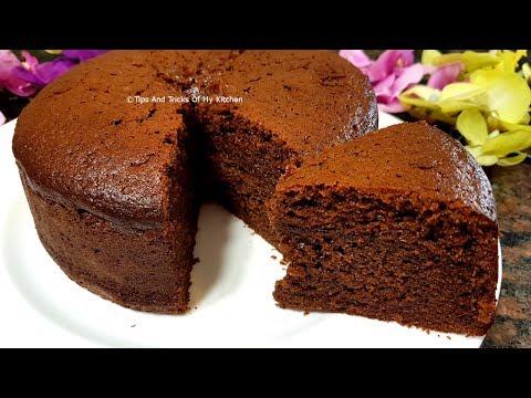 Recipe of eggless chocolate cake in cooker in hindi