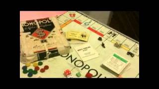 1935 Original monopoly Game 2015
