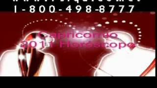 Capricornio  Horoscopo 2011
