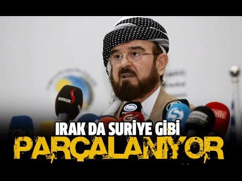 Irak Suriye gibi parçalanıyor Türkiye haritası değişiyor (Osmanlı küllerinden doğuyor)