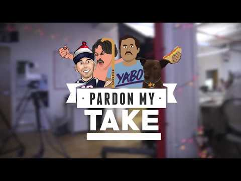 Pardon My Take 2017 Year In Review Video (With Bonus Never Before Seen Footage)