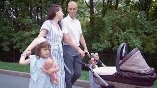 Возвращение домой   Будни папы 4 детей - Немного личного видео