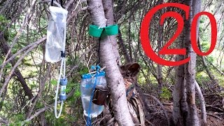Camp Organization Tip: Keeping that Gear off the Ground