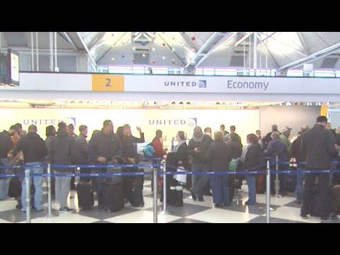 Winter storm causes major travel disruptions