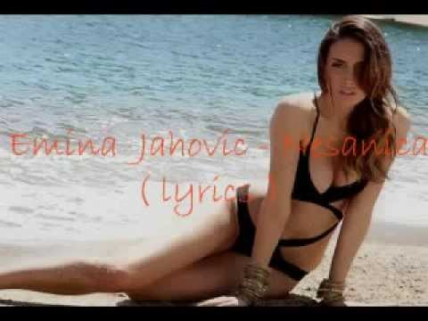 Emina Jahovic - Nesanica (lyrics)