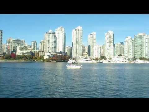 False Creek Vancouver B.C