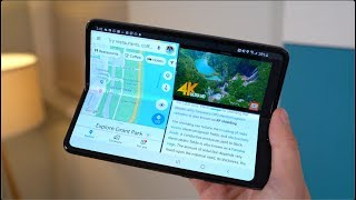 Samsung Galaxy Fold Review Videos