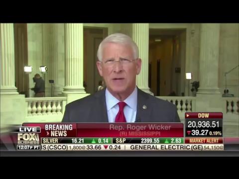 Replacing FBI Director James Comey l Roger Wicker For Senate