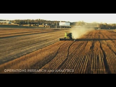 Operations Research and Analytics at Syngenta