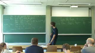 Garben und Logik 1/30: Überblick über die Vorlesung