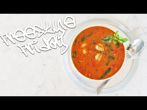 ULTIMATE GNOCCHI SOUP W/ ITALIAN SAUSAGE // easy vegan recip