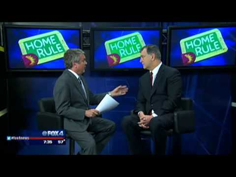 Mayor Mike Rawlings on Home Rule