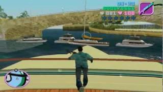 "Detonado GTA: Vice City ""Canoa furada"" (19)"