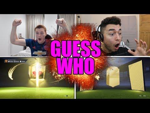 INSANE FIFA 18 GUESS WHO!!! HAS THE HUMAN FUTHEAD RETURNED???