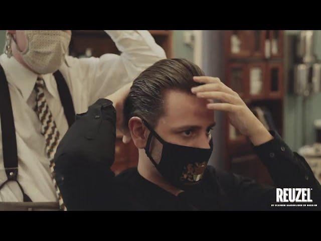 D-I-Y: how to use FIBER CREAM like a barber