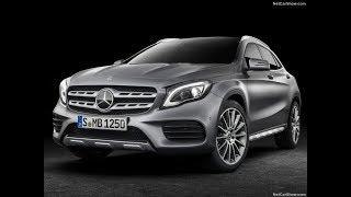 New Mercedes-Benz GLA Test Drive_Review_2020///Новый Мерседес-Бенц ГЛА, Тест-Драйв, Обзор