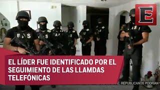 Desarticulan banda de secuestradores que operaba desde el interior de un penal