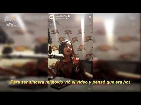 """Becky G defiende su single """"Mayores"""" de comentarios machistas 👏"""