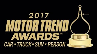 2017 Motor Trend Awards Live from Los Angeles!
