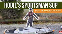 Hobie's Sportsman SUP
