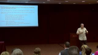 Critical Transitions Conference Closing Plenary – Graham Smart
