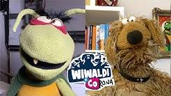 Wiwaldi & CoRona - Videochatten mit Kakerlak #stayhome #wirbleibenzuhause