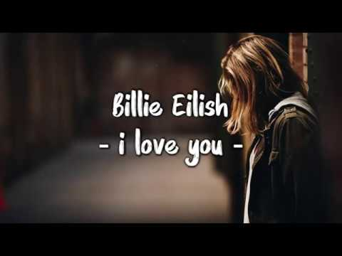 billie-eilish-i-love-you