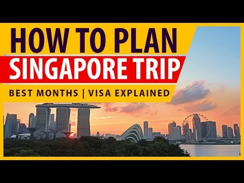 HOW TO PLAN THE PERFECT SINGAPORE TRIP - PART 1 - TRAVEL GUIDE & IMPORTANT TIPS FOR INDIANS IN HINDI