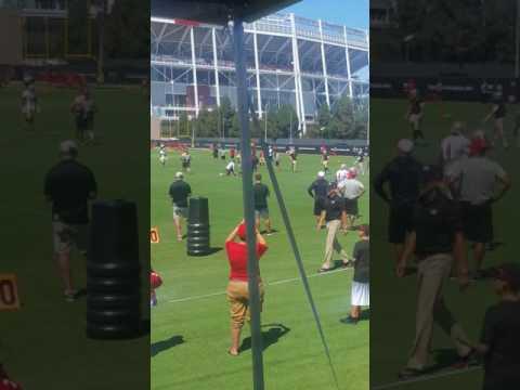 49ers Open Practice