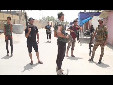 """Ирак хочет отбить Рамади у """"Исламского государства"""""""