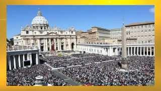 lễ phong thánh chân phước GIOAN XXIII & GIOAN-PHAOLÔ II, TV.32